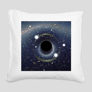 BH_LMC Square Canvas Pillow