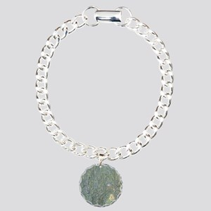 Avenue of Trees Charm Bracelet, One Charm