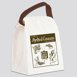 Liberal Media Myth Canvas Lunch Bag
