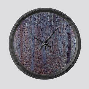 Beeches Large Wall Clock