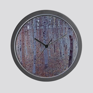 Beeches Wall Clock