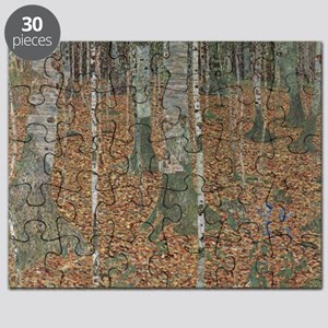 Birch Forest Puzzle