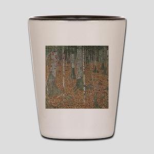 Birch Forest Shot Glass
