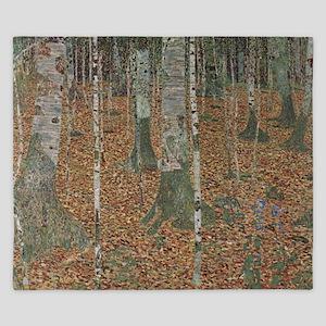 Birch Forest King Duvet
