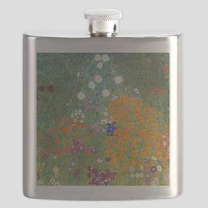 Flower Garden Flask