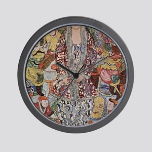 Friederike Maria Beer Wall Clock