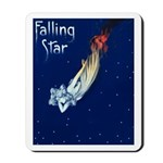 Falling Star Mousepad