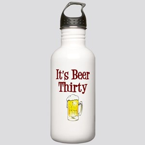 Beer Thirty Stainless Water Bottle 1.0L