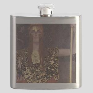 Pallas Athena Flask
