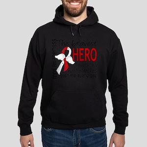 MDS Bravest Hero Sweatshirt