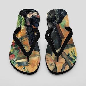 Madame Cezanne Flip Flops