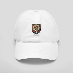 MacIntosh Clan Crest Tartan Cap