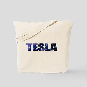 teslapurp Tote Bag