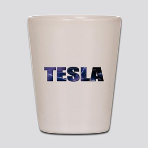 teslapurp Shot Glass