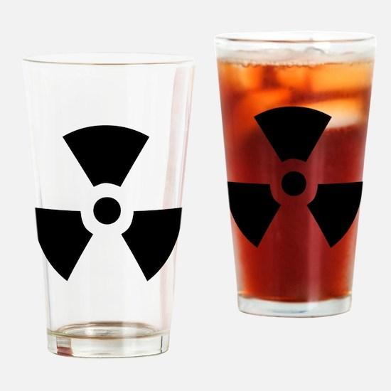 Radioactive Drinking Glass