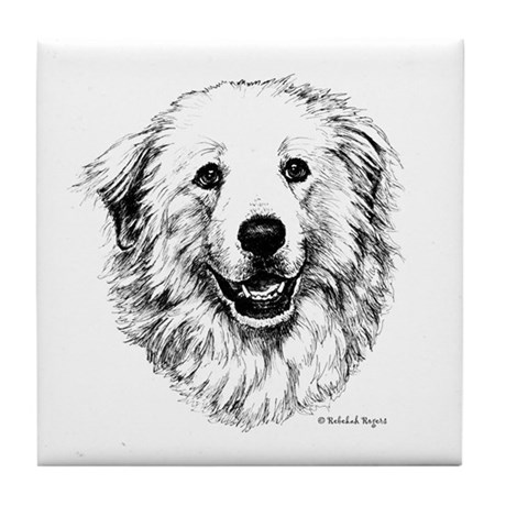 Great Pyr Tile Coaster