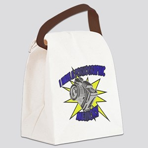 memory2 Canvas Lunch Bag