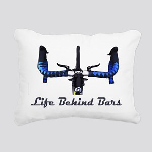 Life_Behind_Bars_2_drk Rectangular Canvas Pillow