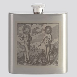 The-Uniting-of-Opposites Flask