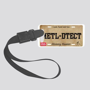 metaldetectlp Small Luggage Tag