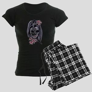 Death Mask Girl Pajamas