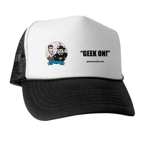Geek-On-Mug Trucker Hat