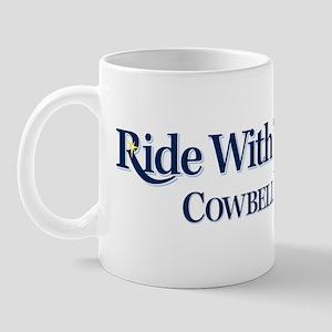 Cowbell_Posse_Ride_W#1C53ED Mug