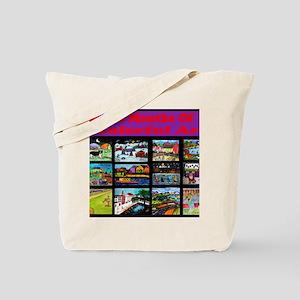 twelmonth cover Tote Bag