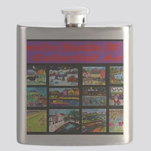 twelmonth cover Flask