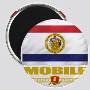 Mobile (Flag 10) Magnet