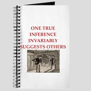 sherlock holmes quote Journal