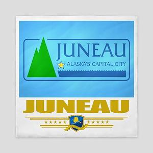 Juneau (Flag 10) Queen Duvet