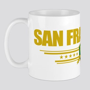 San Francisco (Flag 10) pocket Mug