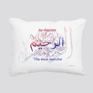 Ar-Rahim_clearsmaller Rectangular Canvas Pillow