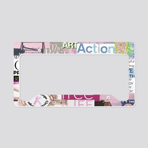 circleofhope14x10 License Plate Holder