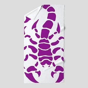ScorpioPs Beach Towel