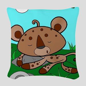 Image82 Woven Throw Pillow