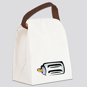 I DRINK UNTIL I PASS OUT - D Canvas Lunch Bag