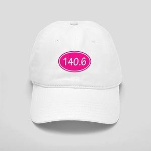Pink 140.6 Oval Baseball Cap