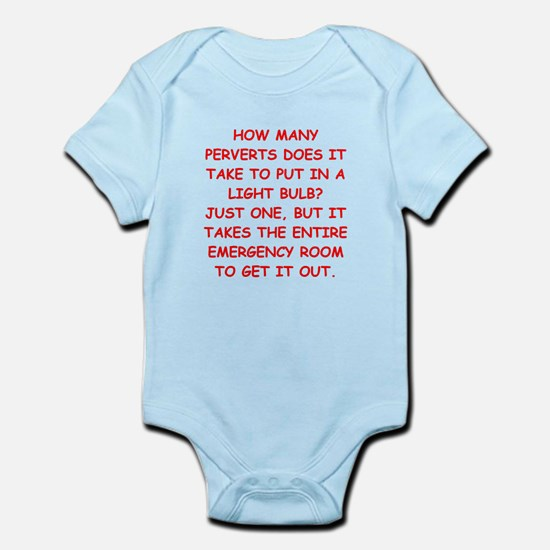 strange Infant Bodysuit