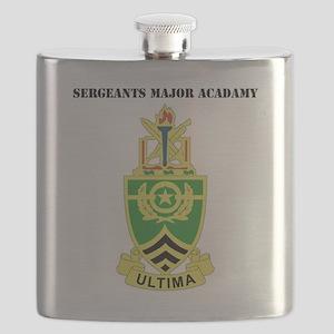 DUI-SERGEANTSDUI - Sergeants Major Academy M Flask