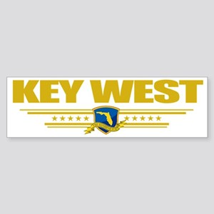 Key West (Flag 10) pocket Sticker (Bumper)