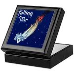 Falling Star Keepsake Box