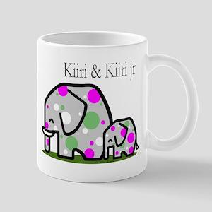 Cute Elephants (1) Mug