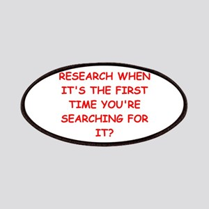 research Patches