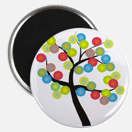 Tree Bubbles Magnet