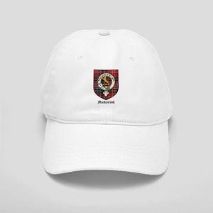 Mackintosh Clan Crest Tartan Cap