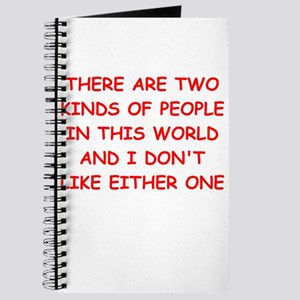 kinds of people Journal