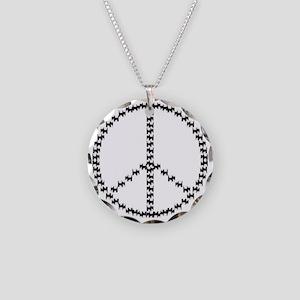 scottipeace01 Necklace Circle Charm