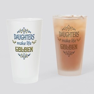 DAUGHTER Drinking Glass